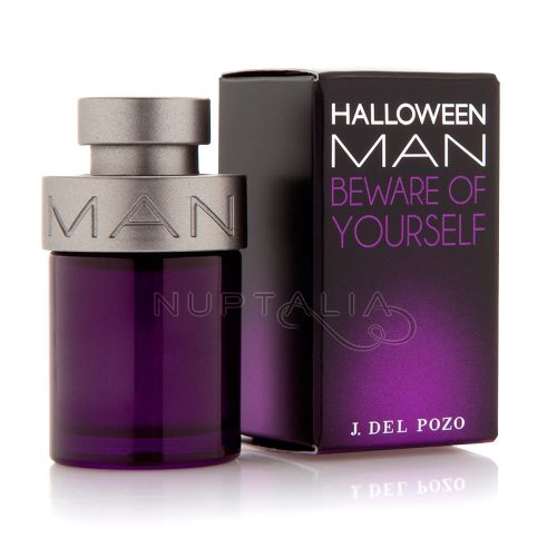 halloween man miniperfume