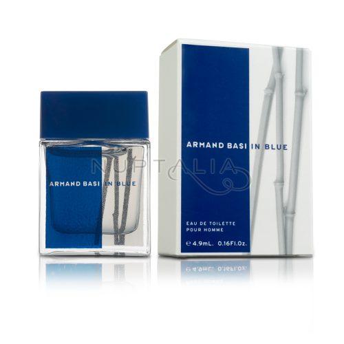 mini perfumes hombre in blue