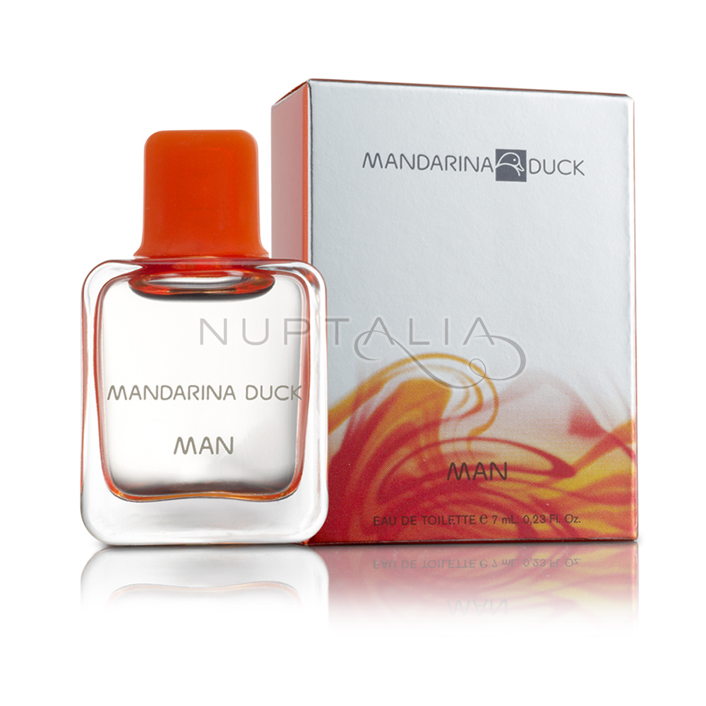 Mandarina duck man miniaturasperfume for Mandarina duck perfume