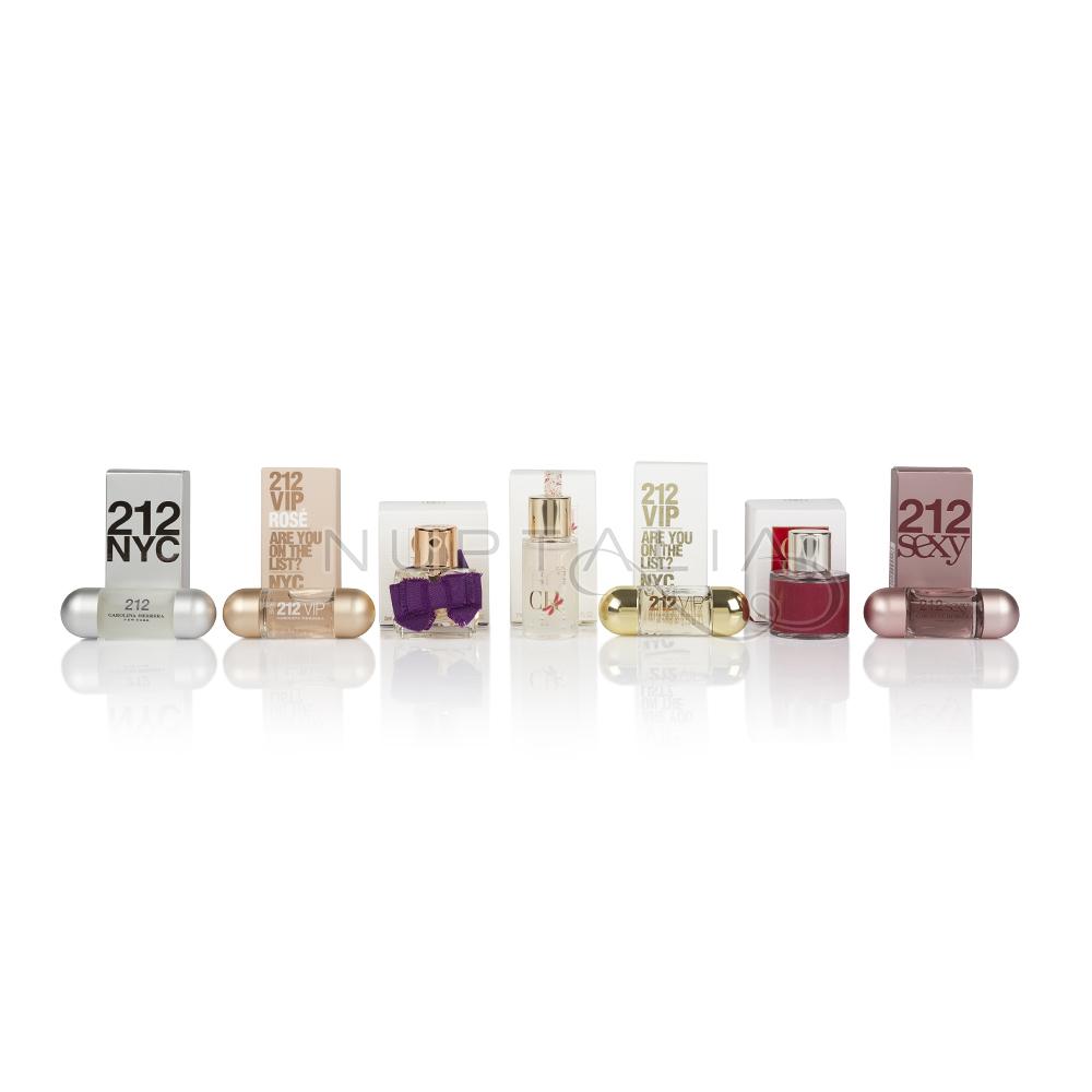 set de mini perfumes carolina herrera
