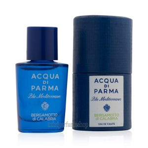 acqua di parma mini perfume bergamotto