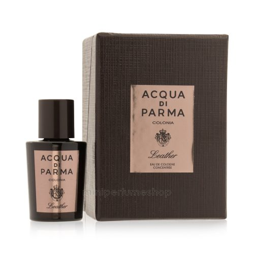 Acqua di parma mini perfume leather