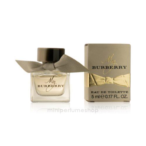 my burberry mini perfume