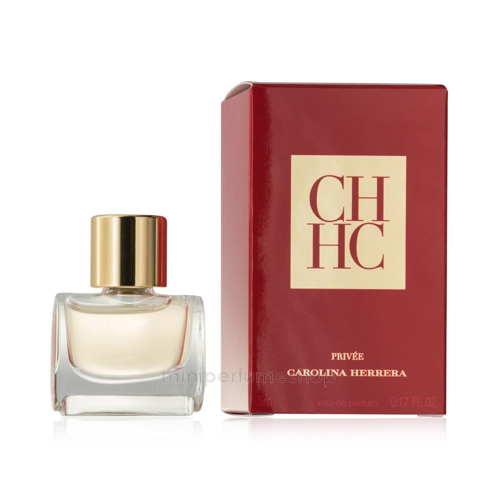 frasco de perfume carolina herrera good girl miniatura