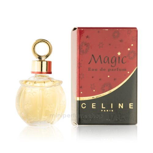 mini perfume celine magic