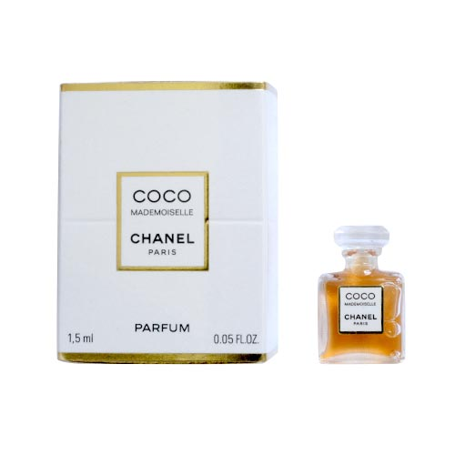 chanel coco mademoiselle mini perfume