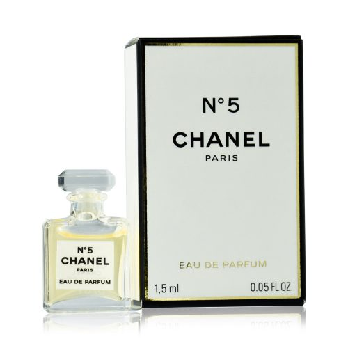 chanel nº 5 mini perfume