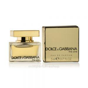 mini perfume d&g