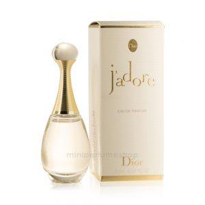 miniatura perfume dior j'adore