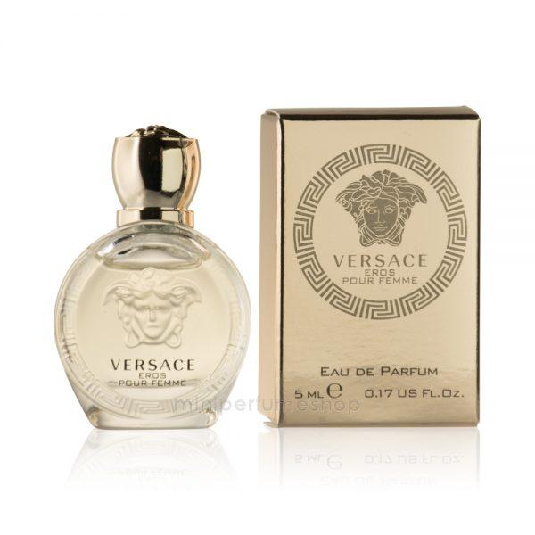 Mini perfume eros femme
