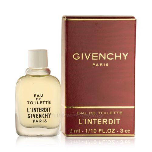 miniatura perfume interdit