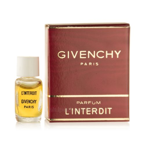 mini perfume interdit parfum
