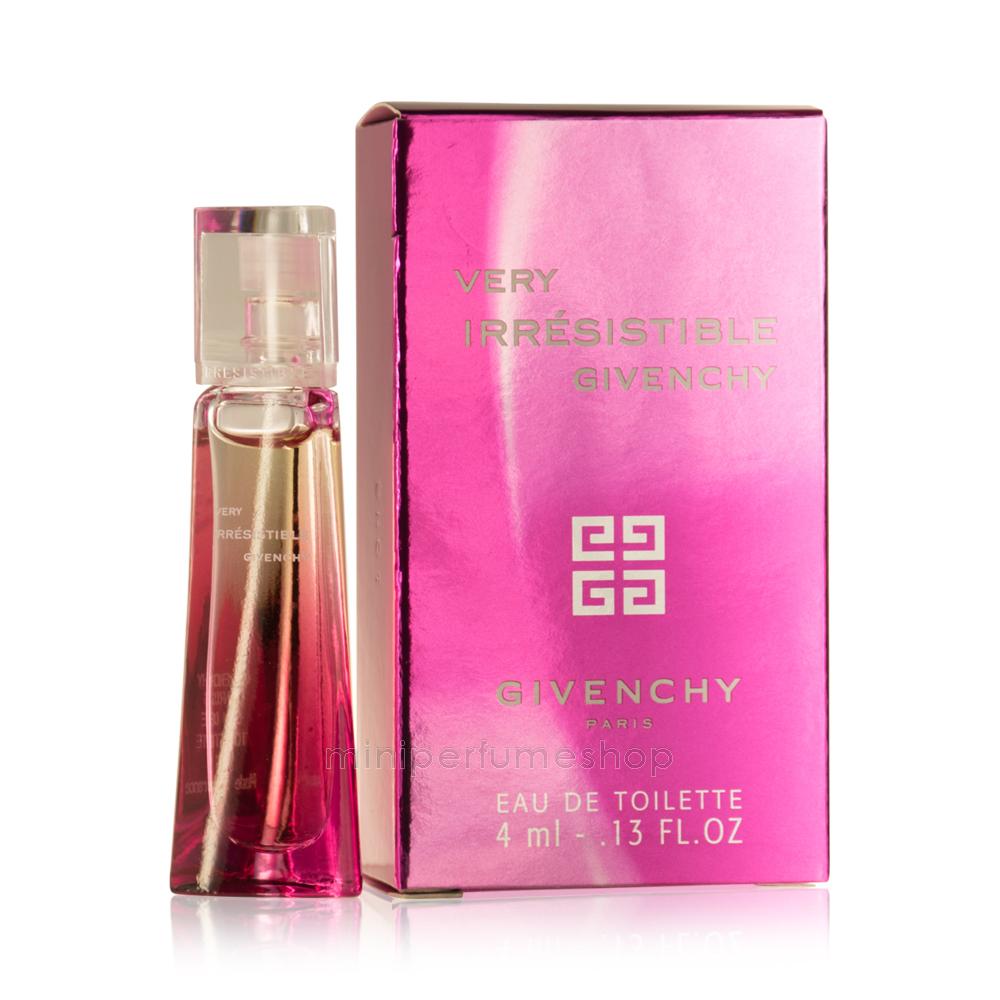 Mini perfume Very Irresistible Givenchy 4 ml. EDP