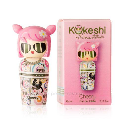 kokeshi cheery mini perfume