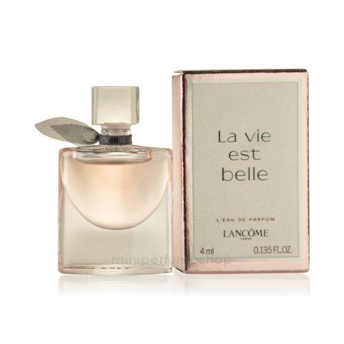 perfume mini lancome la vie