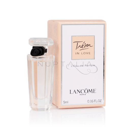 mini perfume lancome tresor in love