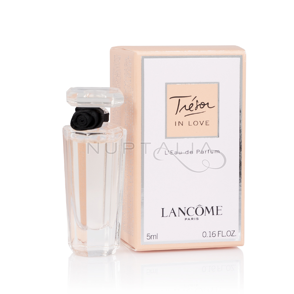 Mini perfume Lancome Tresor In love 5 ml. l'EDP