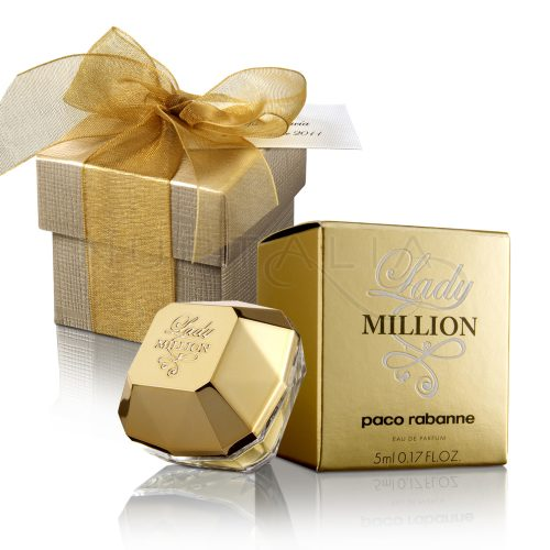 set regalo lady million