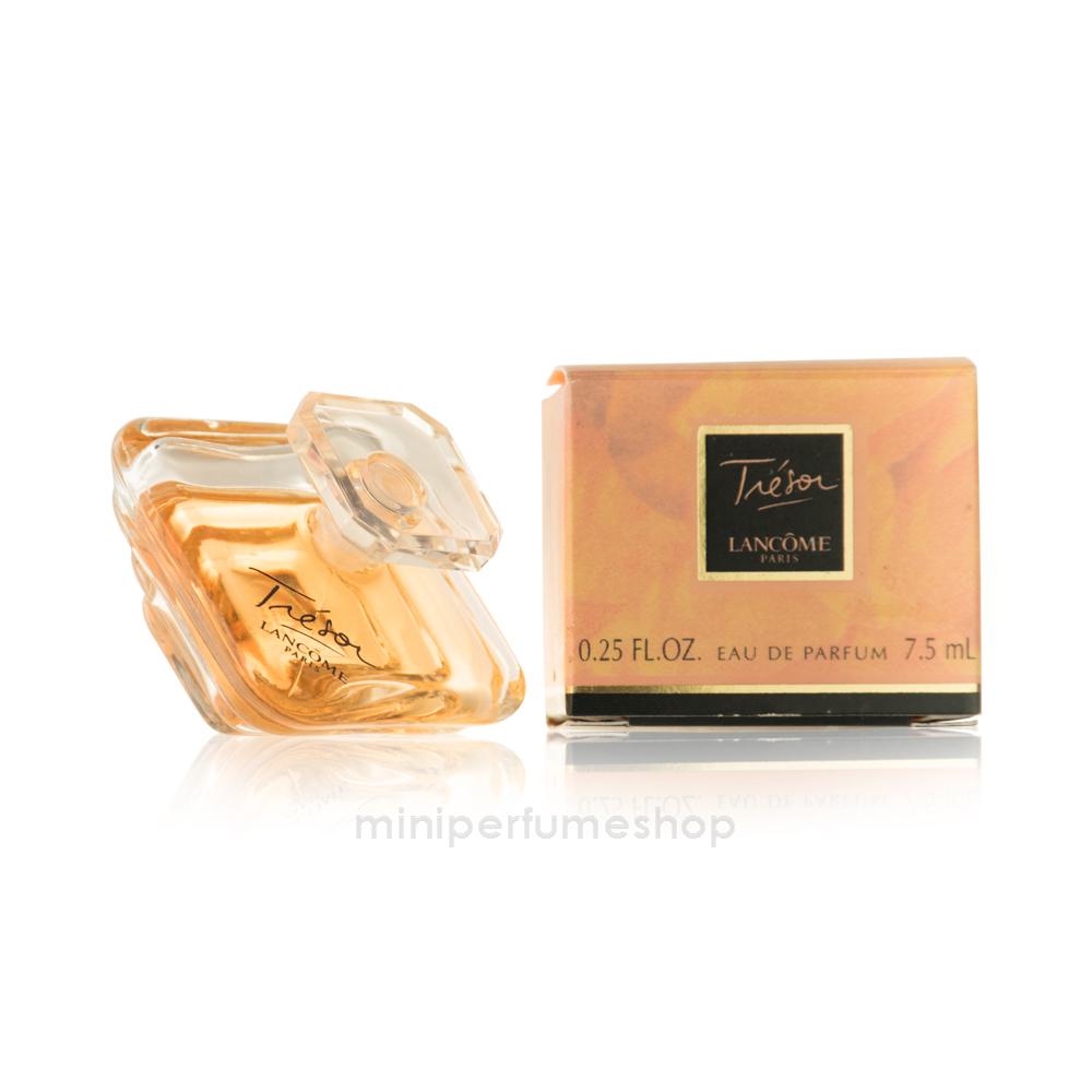 Miniatura perfume Lancome Tresor 7,5 ml. EDP