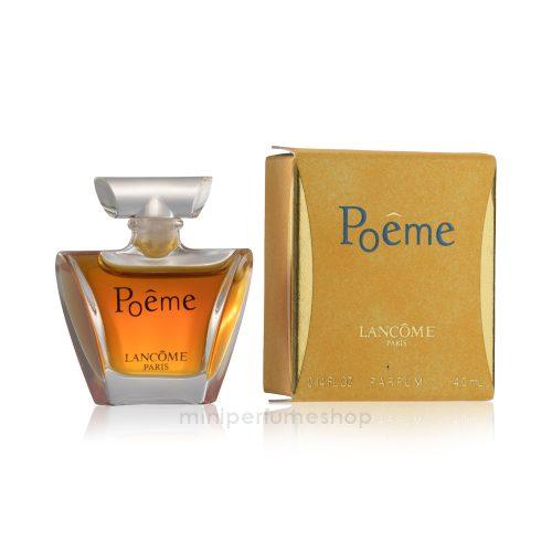perfume mini lancome poeme
