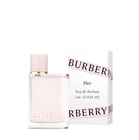 Miniatura perfume Burberry Her 5 ml. Edp