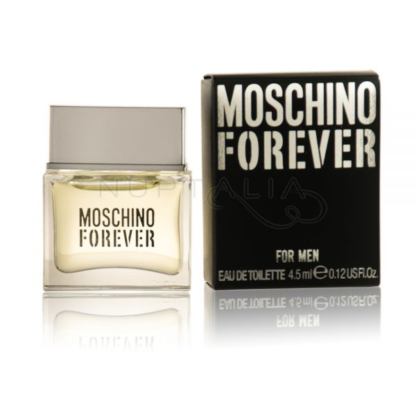 miniatura perfume moschino forever