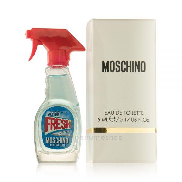 mini perfume moschino fresh