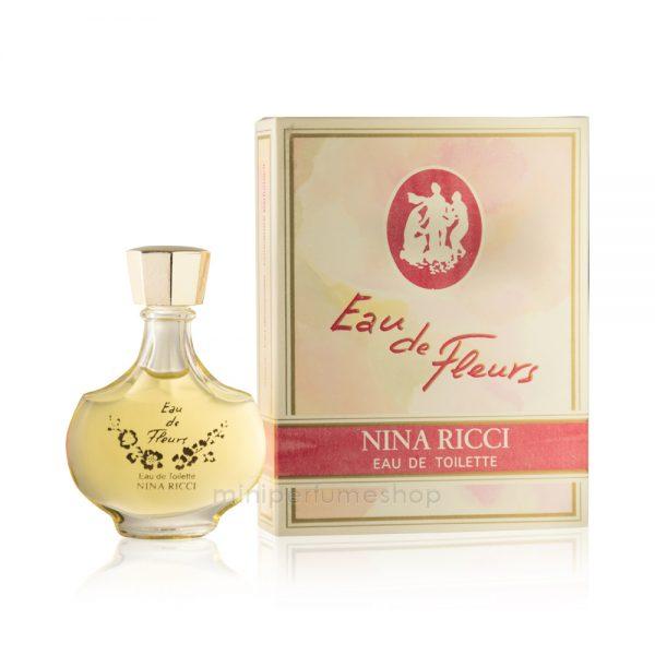 mini perfume eau de fleurs
