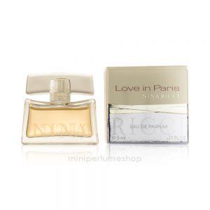 mini perfume nina ricci love