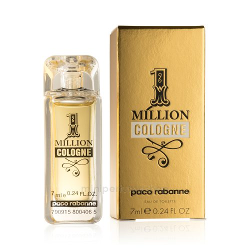 mini colonia hombre 1 million