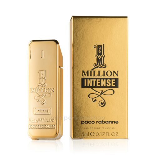 mini perfume 1 million intense