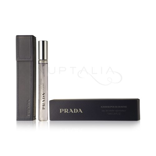 prada amber perfume spray