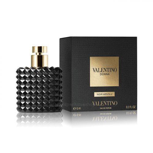 mini perfume valentino donna noir absolu