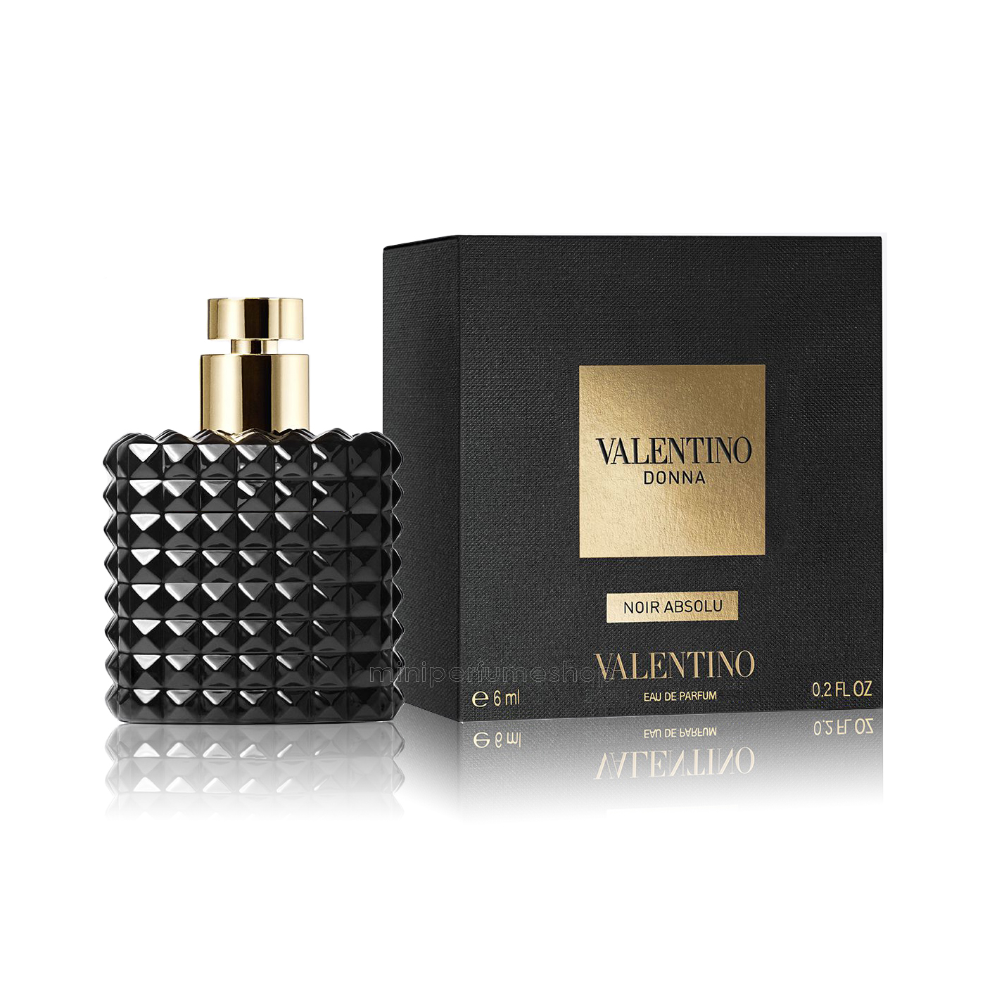 Mini perfume Valentino donna noir absolu- 6 ml. |  miniaturasperfume.comminiaturasperfume.com