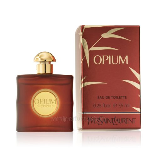 mini perfume ysl opium