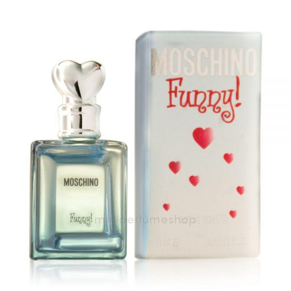 mini perfume moschino funny